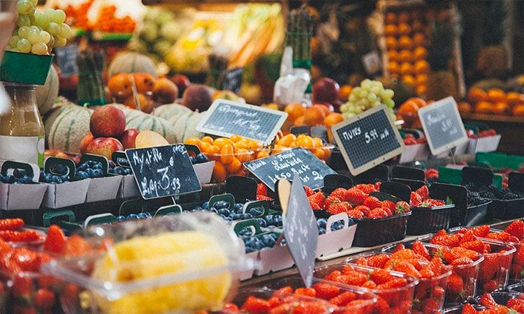 mercado biológico França