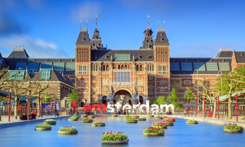 Morar e estudar na Holanda