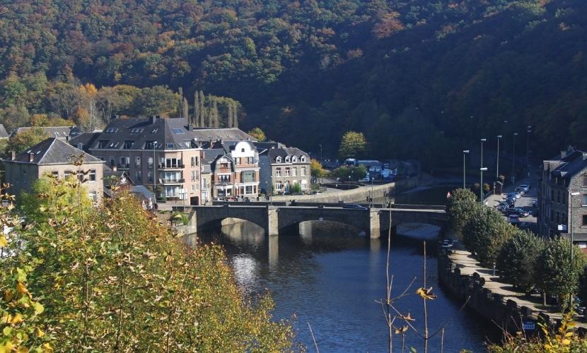 Morar na Bélgica no outono