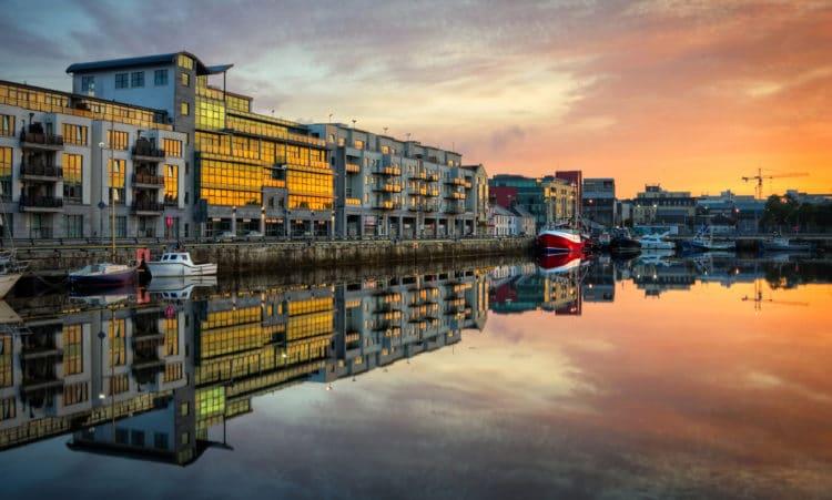 galway dock irlanda