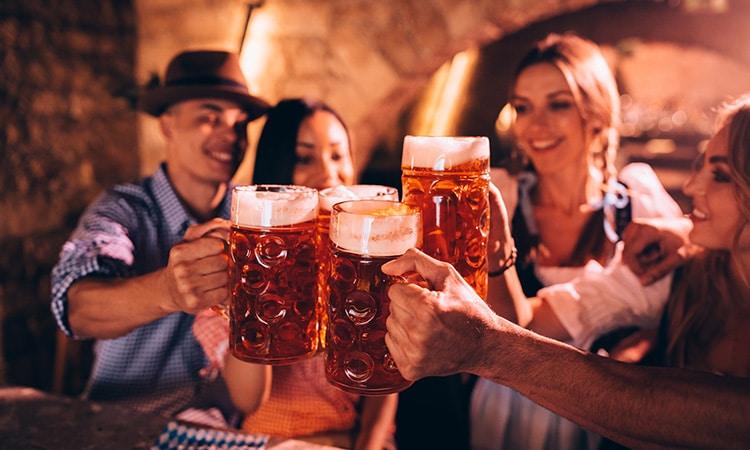 Oktoberfest na cultura da Alemanha