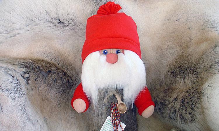 Papai Noel na Suécia