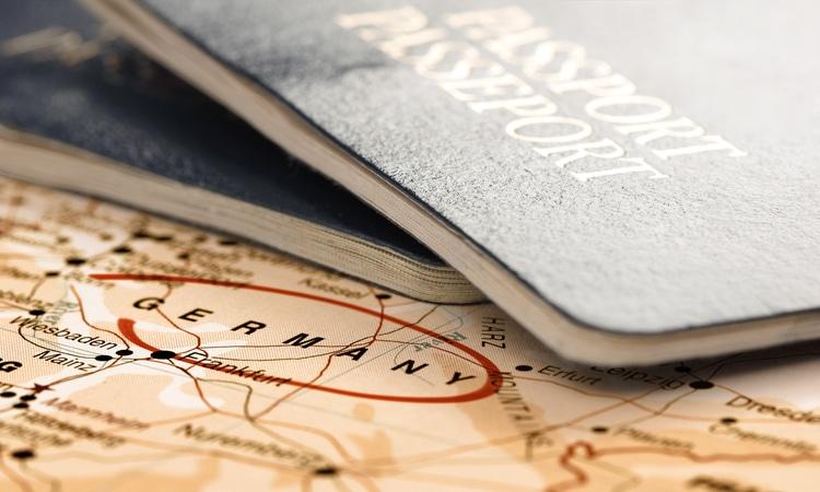 Passaporte alemão