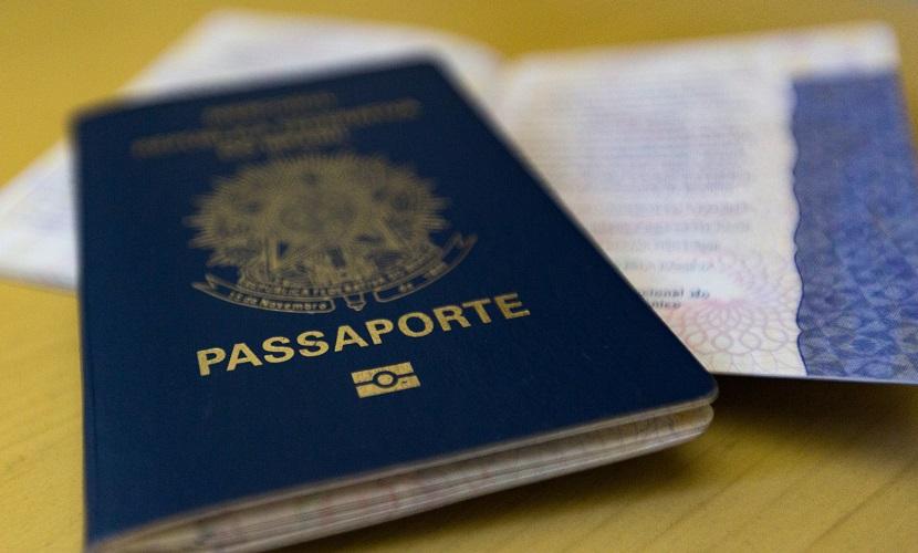 passaporte custo de viagem