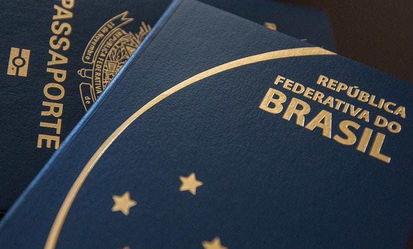 passaporte para entrar em Portugal