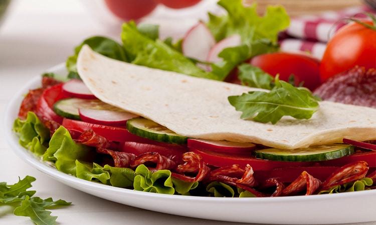 piadina comida típica da itália
