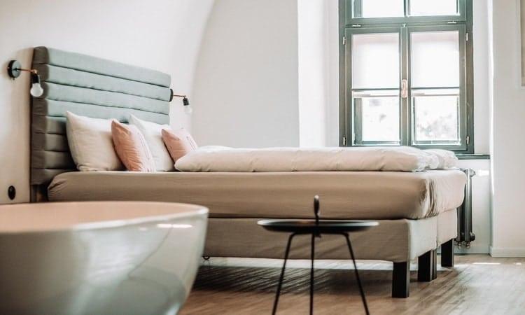 Quarto do Airbnb