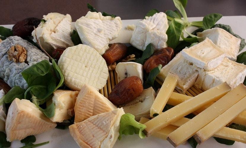 queijos nas refeiçqueijos nas refeições da Françaões da França
