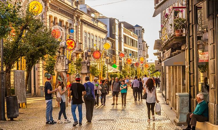 rua Braga São João
