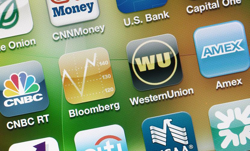 Taxas da Western Union aplicativos