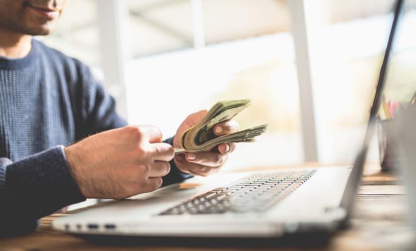 TransferWise ou Western Union dinheiro