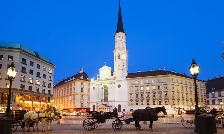 Tudo sobre a Áustria: a capital Viena