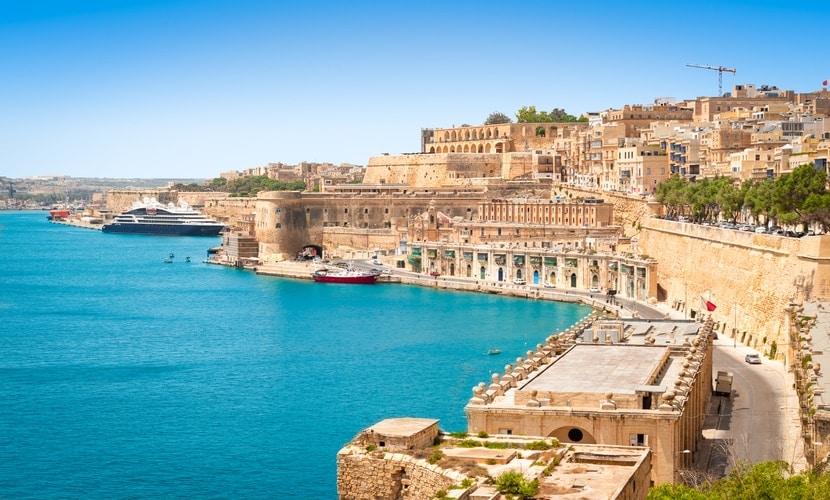 Tudo sobre morar em Malta