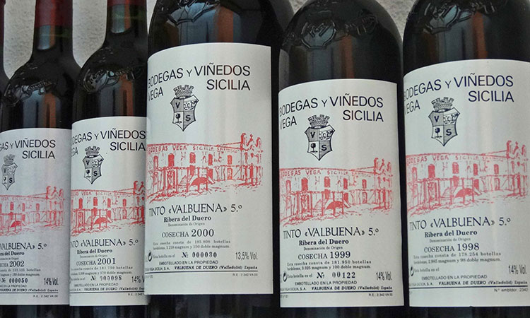 Vega Sicilia Valbuena 5