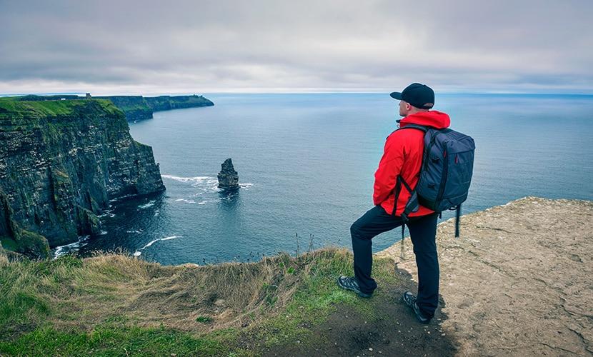 Viajante Irlanda