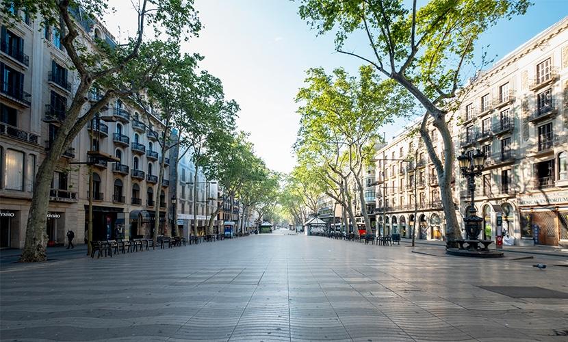 viajar para Barcelona pós-coronavírus