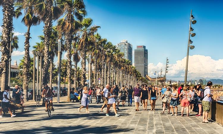 vida dos brasileiros em barcelona
