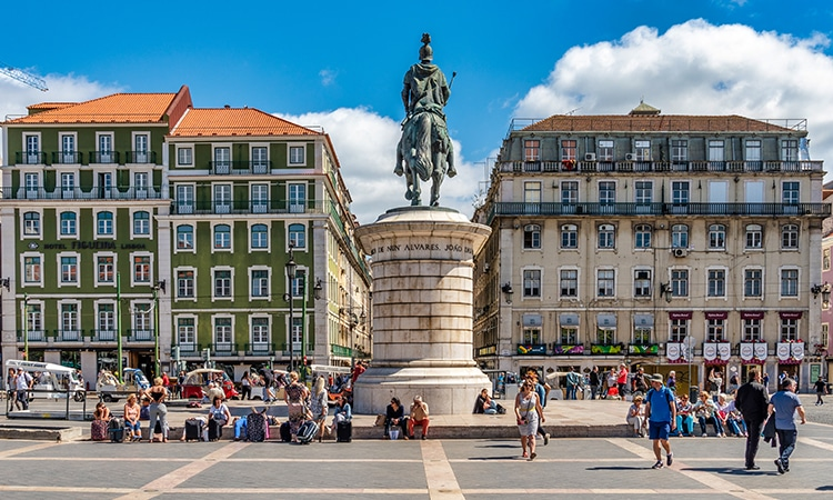 Visto permanente Portugal Lisboa