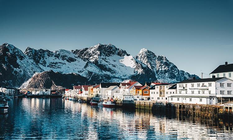 viver na noruega