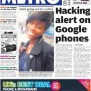 Google Phone Hacks Now Front Page News In The Uk Eurodroid
