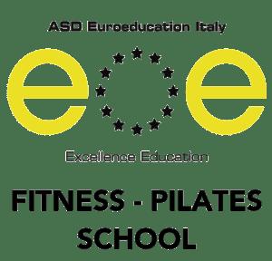 logo fitness pilates school