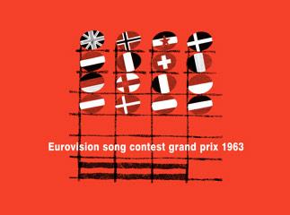 Logo ESC 1963