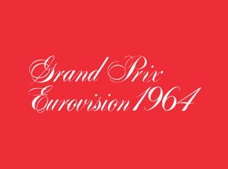 Logo ESC 1964
