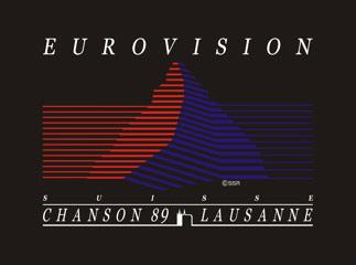 Logo ESC 1989