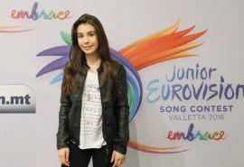 Junior Eurovision 2016 – Oggi la Finale con l'Italia che tifa Fiamma Boccia