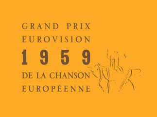 Logo ESC 1959