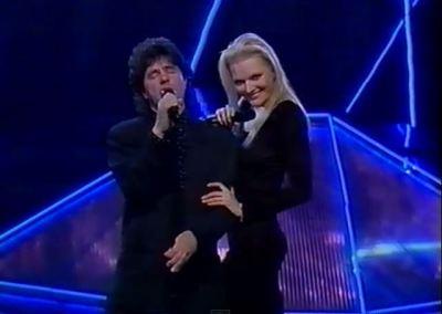 Anna Oxa e Fausto Leali