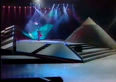 Scenografia 1987