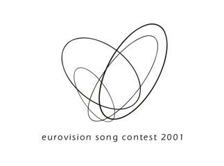 Logo ESC 2001