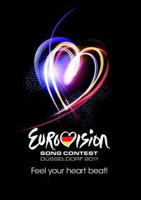 Logo ESC 2011 - Feel your heart beat!