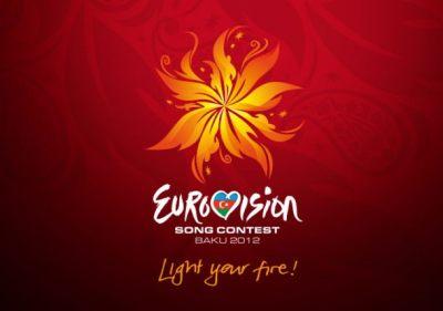Logo ESC 2012 - Light your fire!