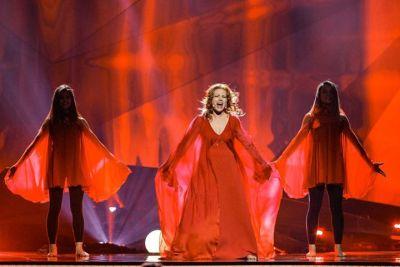Valentina Monetta - Dennis Stachel (EBU)