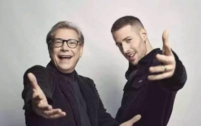 Gli artisti di Sanremo 2019 – Nino D'Angelo e Livio Cori