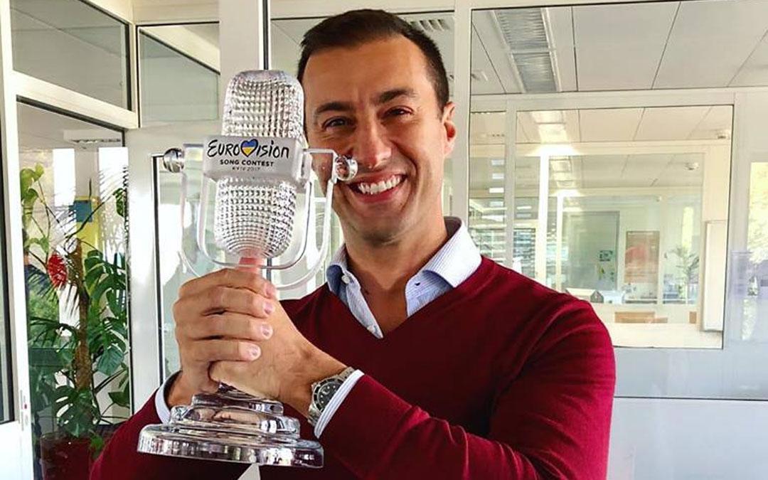 Nicola Caligiore lascia la RAI e il ruolo di capo delegazione all'Eurovision