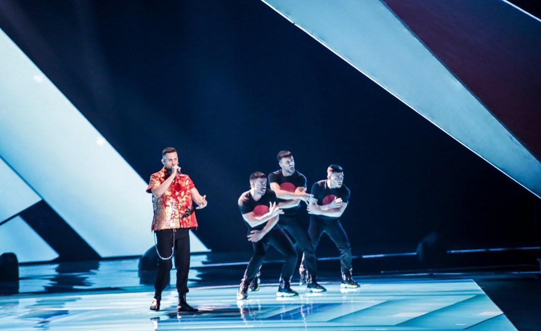 Eurovision 2019 – L'esibizione in Finale di Mahmood