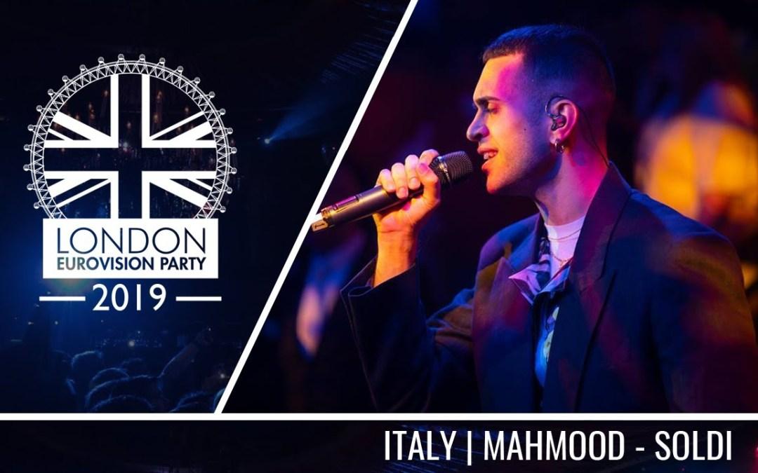 Mamhood vince anche il Best Performance del London Party 2019