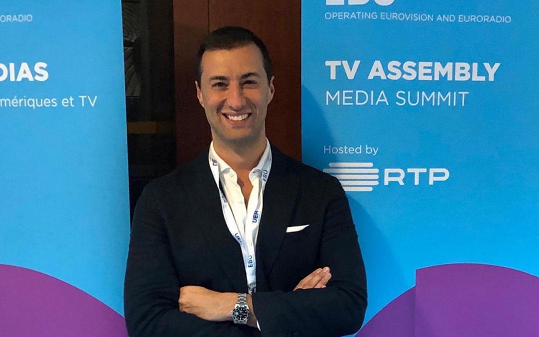Nicola Caligiore confermato vicepresidente del TV Committee