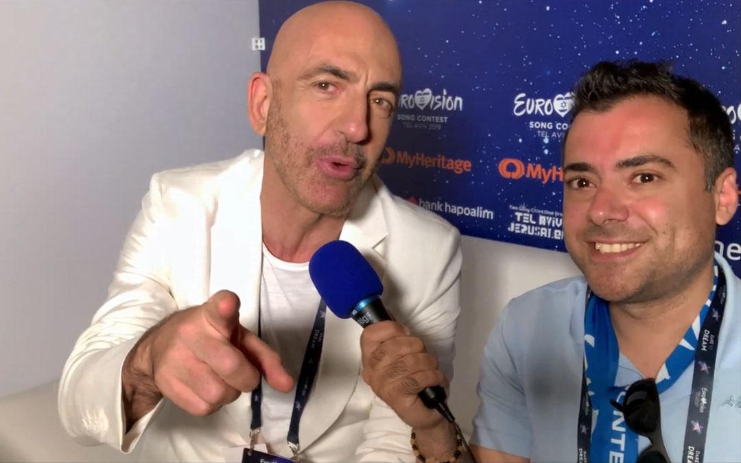"""Intervista a Serhat: """"Questo sarà il mio ultimo Eurovision!"""""""