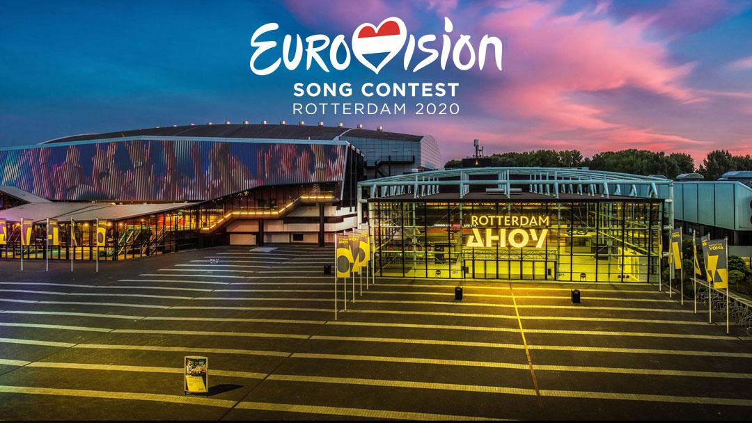 Eurovision 2020 – 12, 14 e 16 maggio a Rotterdam