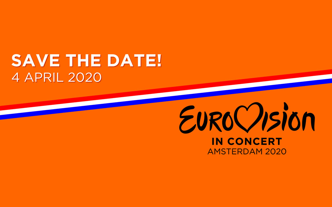 Eurovision in Concert 2020 – Ad Amsterdam l'avant-prèmiere di Rotterdam