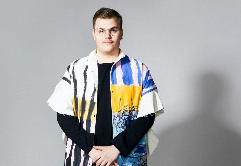"""Finlandia, intervista ad Aksel: """"All'Eurovision canto di amore e sofferenza"""""""