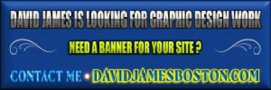 DAVID JAMESWORK BANNERNIVOF