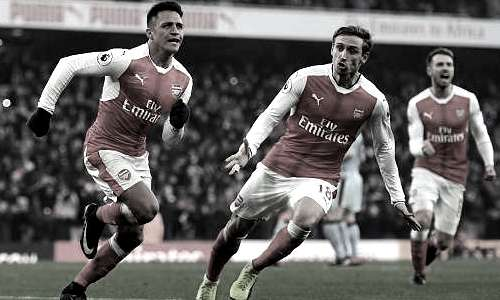 Arsenal have won with at least a 2 goal margin in their last 3 games in Premier League.