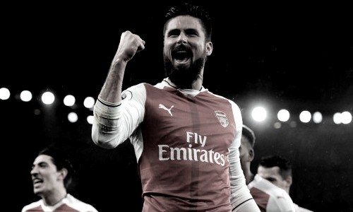 Arsenal have won their last 5 games in all competitions.