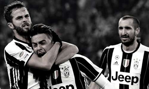 Juventus have scored in each of their last 29 games.