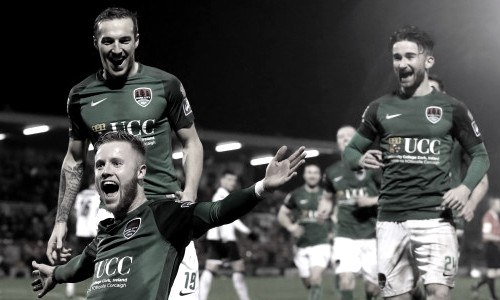 Cork City have won their last 5 games.